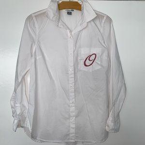 BRAND NEW monogram shirt